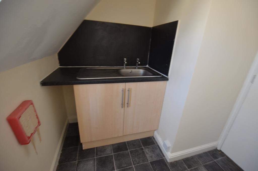 Kitchen Sink Area