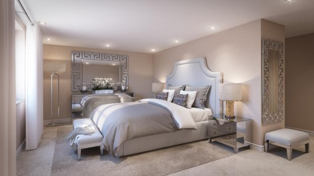 CGI Bedroom