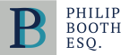 Philip Booth Esq, Henley on Thames logo