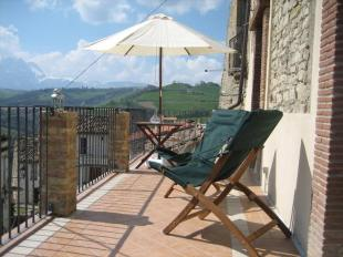 semi detached house for sale in Abruzzo, Teramo, Arsita