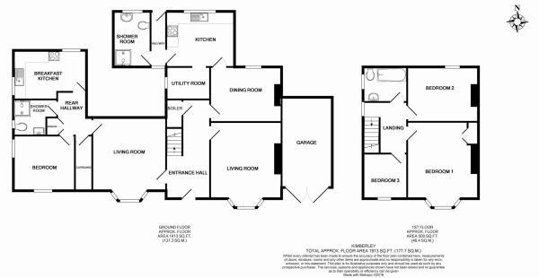 Kimberley Floor Plan