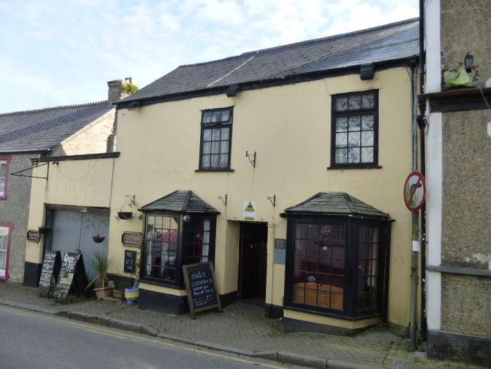 Commercial Property For Sale St Columb Major