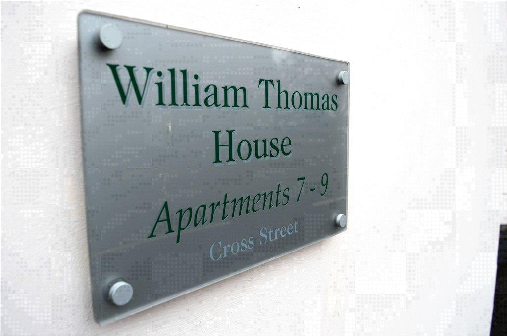 William Thomas House
