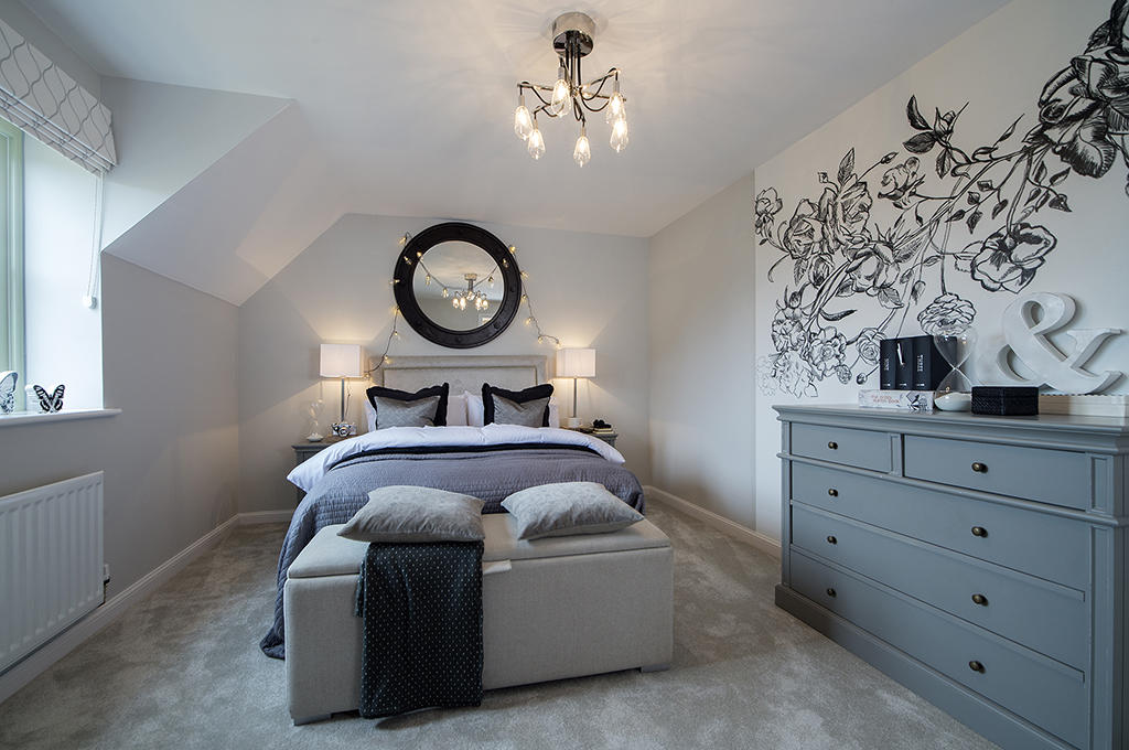 7. Typical Additional Bedroom