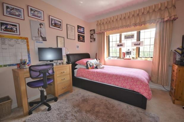4th of 5 bedrooms