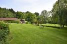 Rear 1st lawn