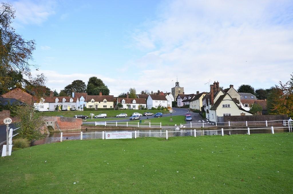 Finchingfield Pond