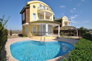 Detached Villa in Belek, Antalya, Antalya