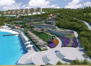 4 bed new development in Güvercinlik, Bodrum...