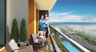 2 bed new Apartment for sale in Istanbul, Küçükçekmece...