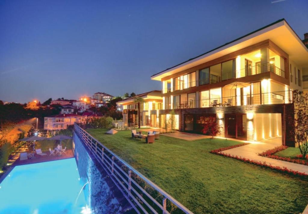 Villa for sale in Istanbul, Beykoz, Beykoz