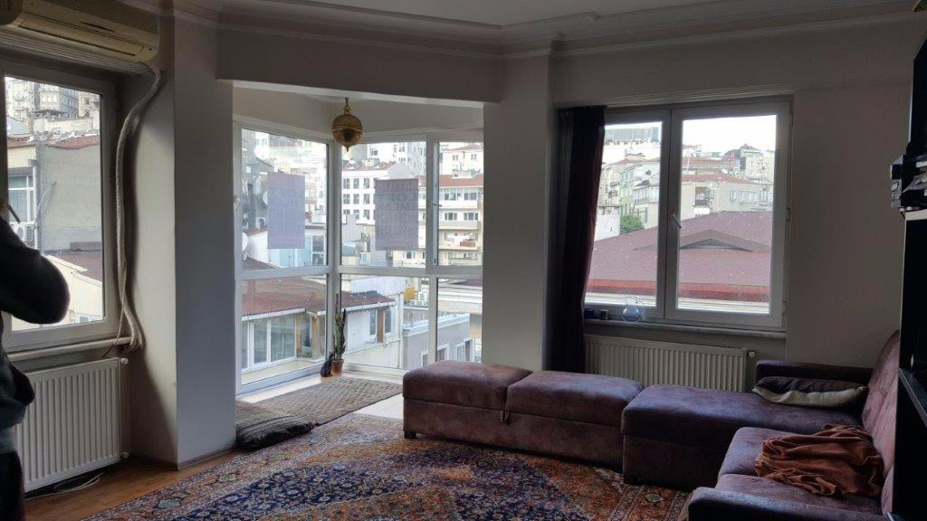 2 bedroom Apartment in Beyoglu, Istanbul