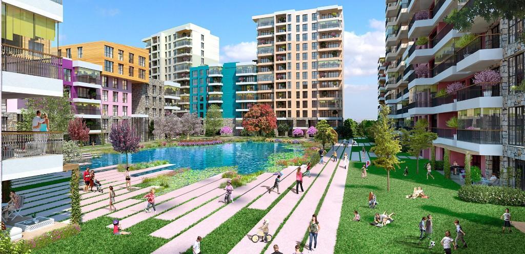 Apartment for sale in Ümraniye, Ümraniye...