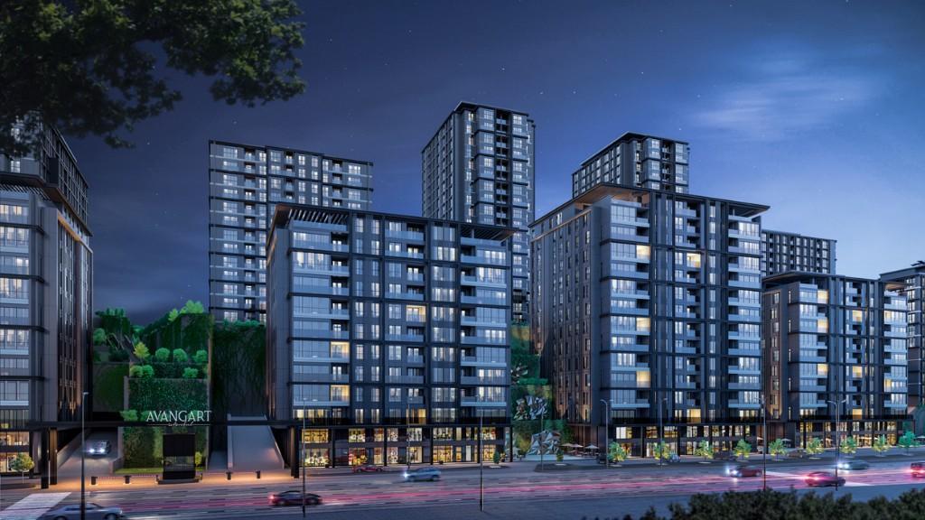 new Apartment in Sariyer, Sariyer...