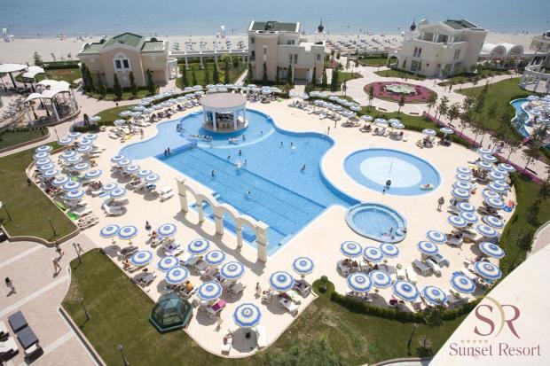Sunset Resort.