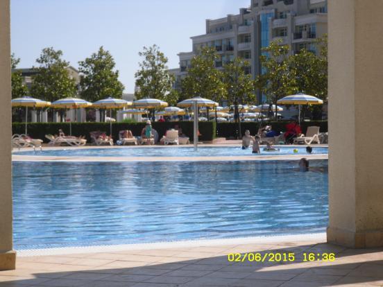 Pool View.