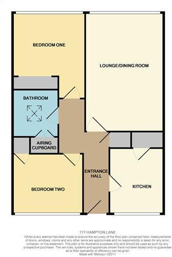 F/Floor flat plan