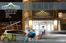 Endwoods, Ilford