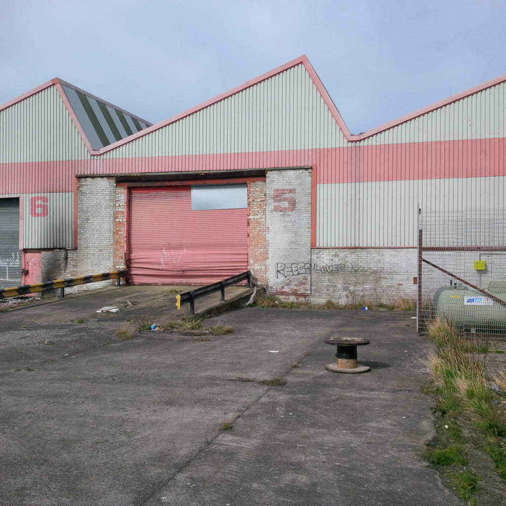 Light Industrial Units For Rent In Derby: Light Industrial To Rent In Unit 5 Skerne Road, Hartlepool
