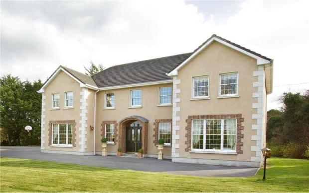 6 bedroom detached house for sale in pentilly house for Six bedroom house for sale