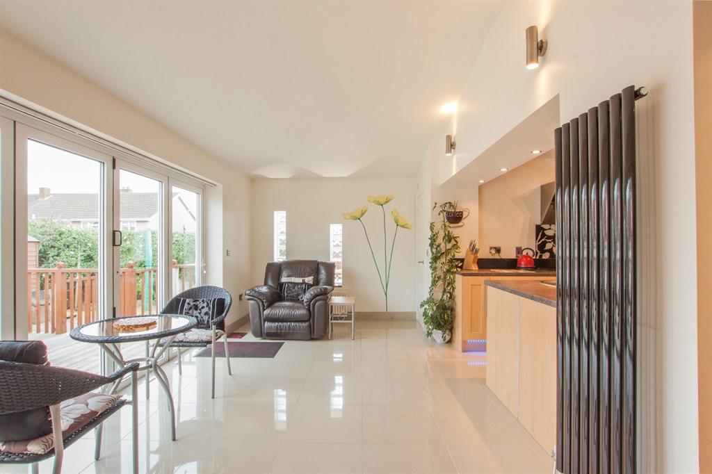 Kitchen Extension/sun Lounge