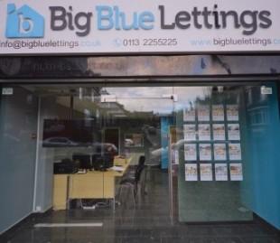 Big Blue Lettings, Leedsbranch details