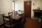 Diningroom with f/pl