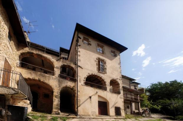 The old monastery