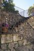 Terracing steps