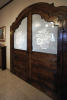 Private chapel doors