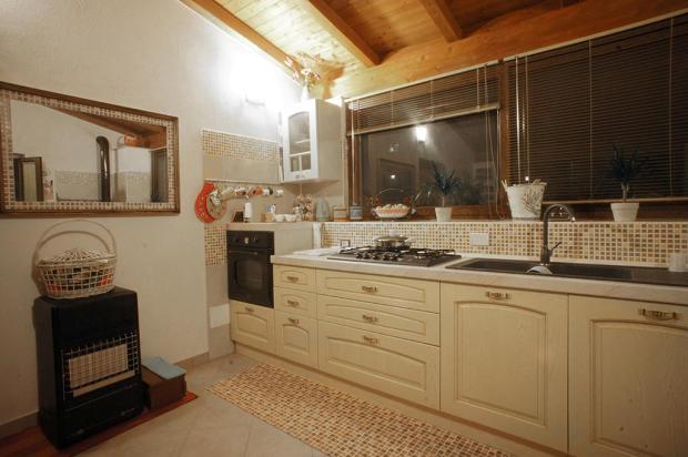 'Trattoria' kitchen