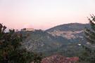 Arpino at sunset