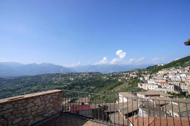 View - top terrace
