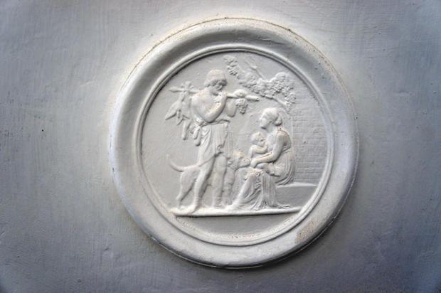 Plaster detail
