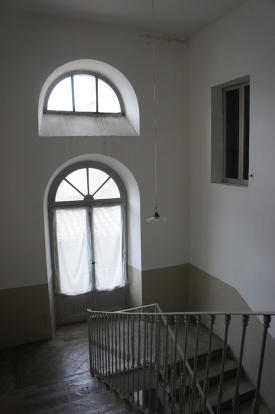 Common hall/stairs