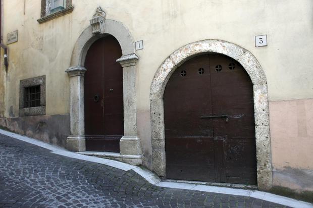 Front door -property