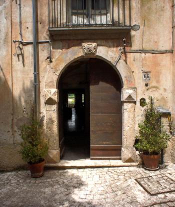 5. Front Door