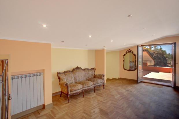 Upper Terrace Door