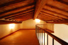 Chestnut wood beams