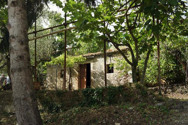 Stone outbuildings