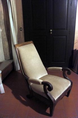 Antique nursingchair
