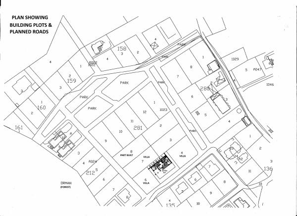 Area Site Plan