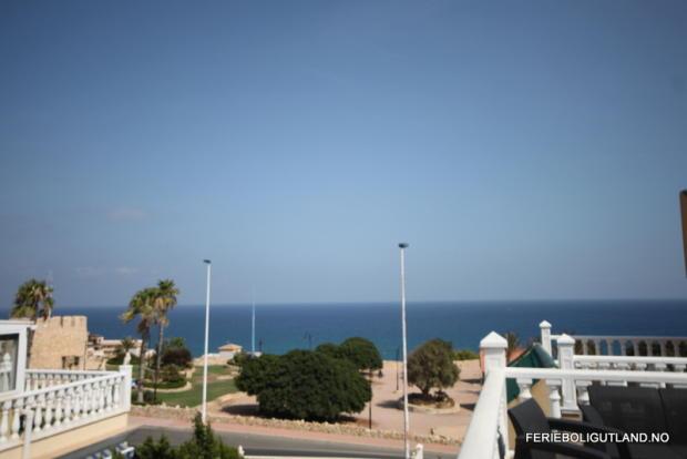 views from solarium