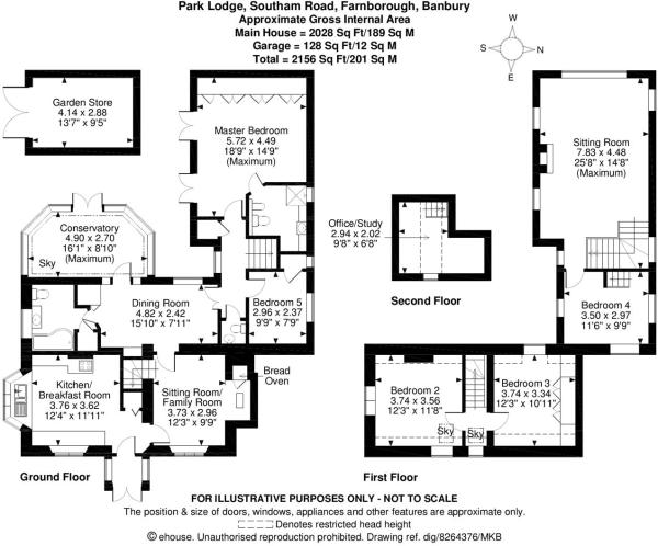 Park Lodge - floor p