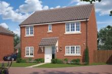 Bellway Homes Ltd, Harp Meadow