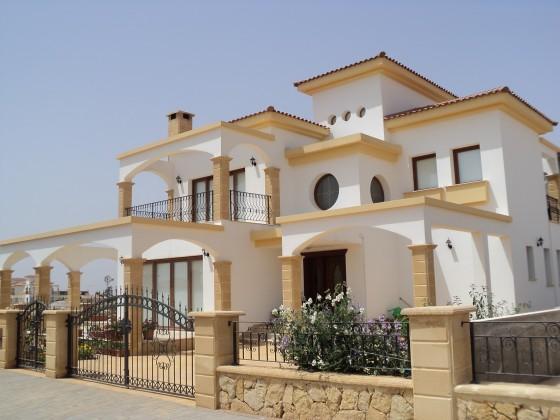 4 bed Villa for sale in Iskele, Famagusta...