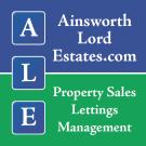 Ainsworth Lord Estates, Covering Accrington Area branch logo