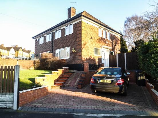 2 Bedroom Semi Detached House To Rent In Abbeyfield Road Erdington Birmingham B23