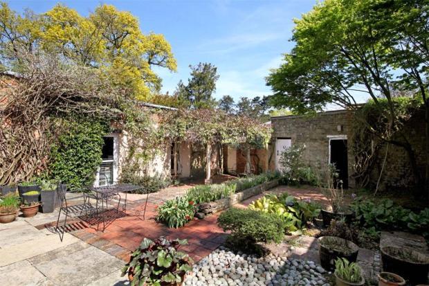 Wonderful Courtyard