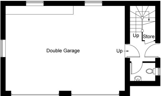 Garage Ground Floor